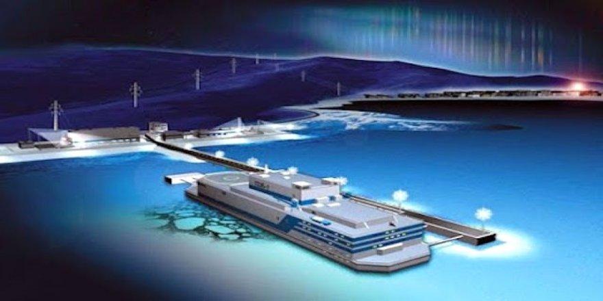 Yüzen nükleer enerji santralinin inşası bu yıl bitirilecek