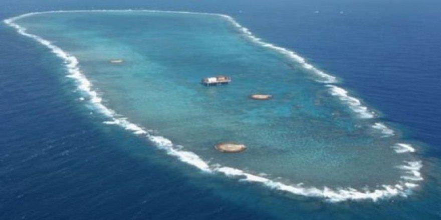 Çin, Doğu Çin Denizi'ne 1007 gemi gönderdi