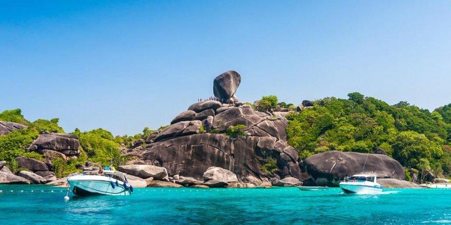 Similan Adaları'nda turist sayısına sınırlama