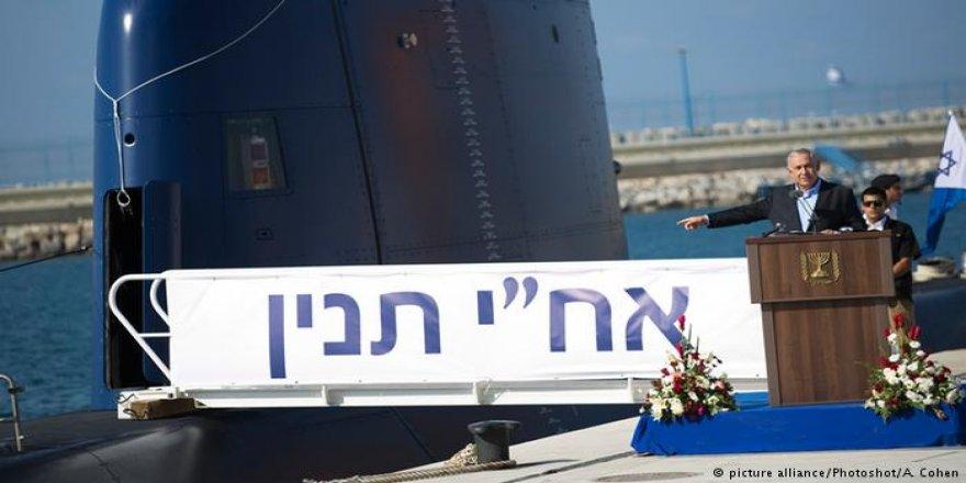Almanya'dan İsrail'e denizaltı satışı soruşturması