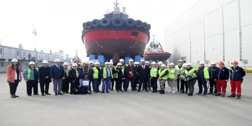 Yüksek teknolojili gemi inşada dünya üssü olduk