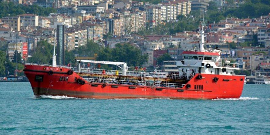 Akdeniz'de göçmenler petrol tankerini kaçırdı