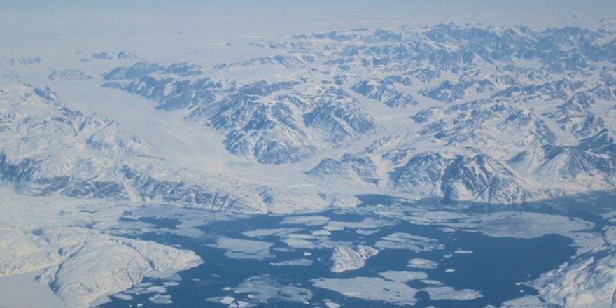 Jakobshavn Buzulu'nun yüz ölçümü yeniden artıyor