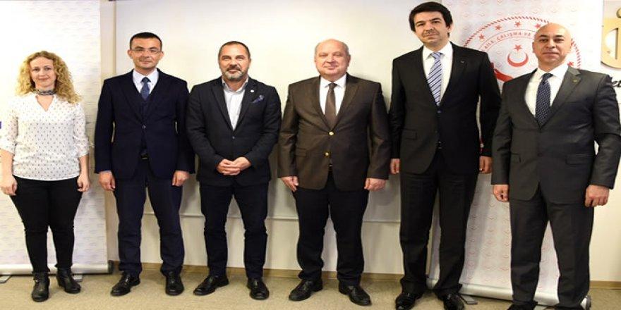 Güçlü Türkiye için daha fazla istihdam
