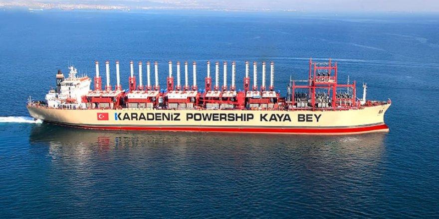 Türk gemisi bu kez Kamboçya'yı aydınlatacak