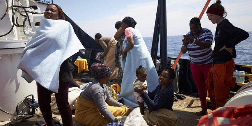 Akdeniz'de yeni bir göçmen sorunu daha!