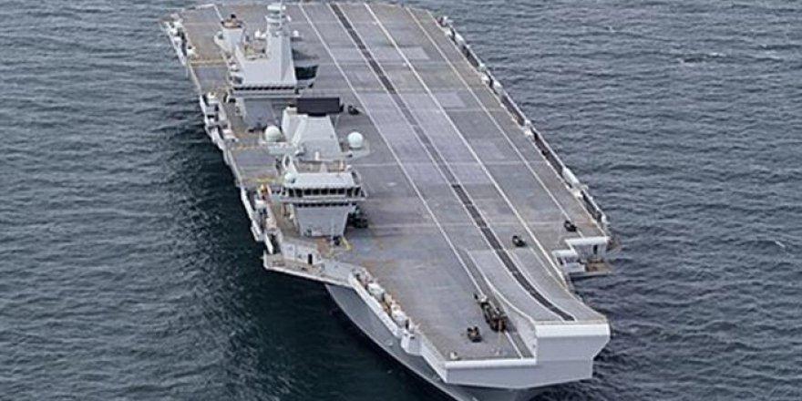 Hindistan'a Queen Elizabeth sınıfı teklif