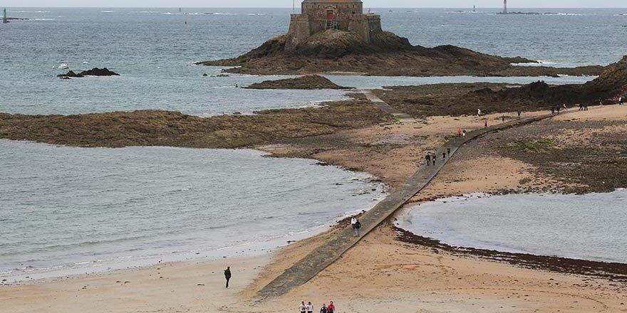 Ünlü korsanların memleketi: Saint Malo