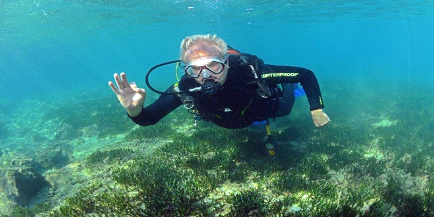 'Su Altı Cenneti Antalya' ya büyük ödül