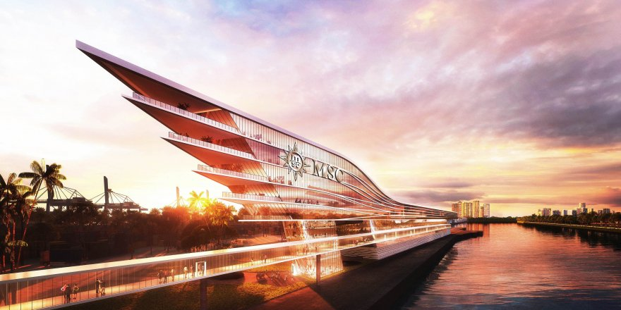 MSC Cruises PortMiami'de yeni terminalini tanıttı