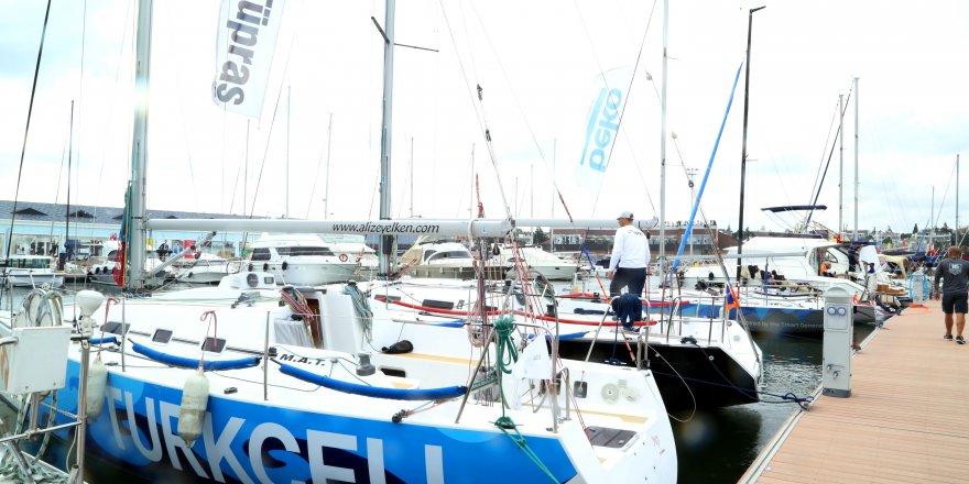 Viaport Marina'da yelken heyecanı