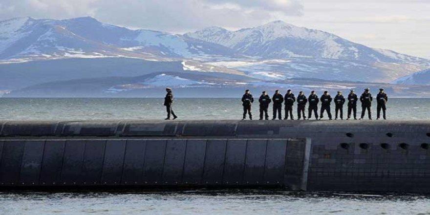 İngiliz donanmasında skandal!
