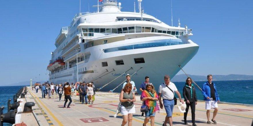 Sigorta şirketleri kruvaziyer turizmine engel