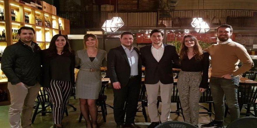 YoungShip Türkiye ağı kuruldu