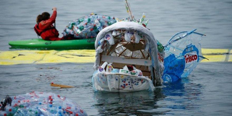 Çin'in plastik atıklarının yeni adresi Türkiye