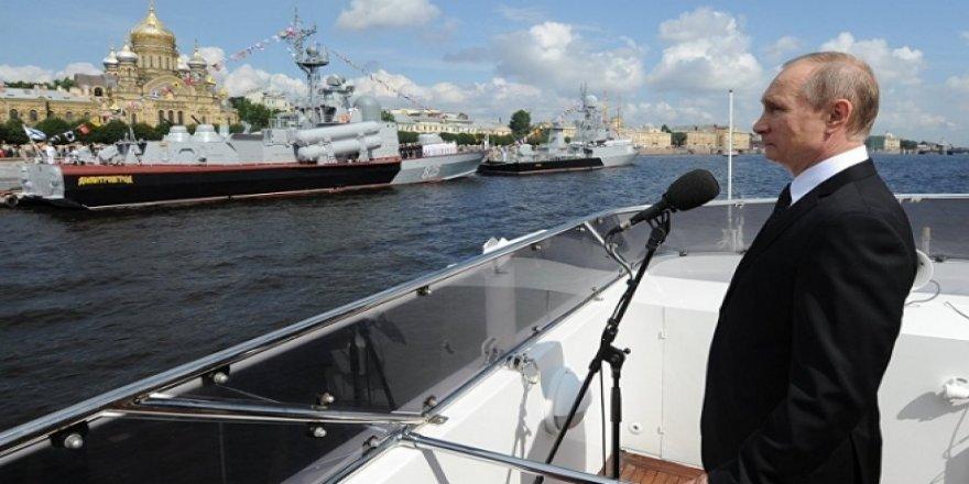 Rus donanmasına 7 yılda 80 yeni gemi