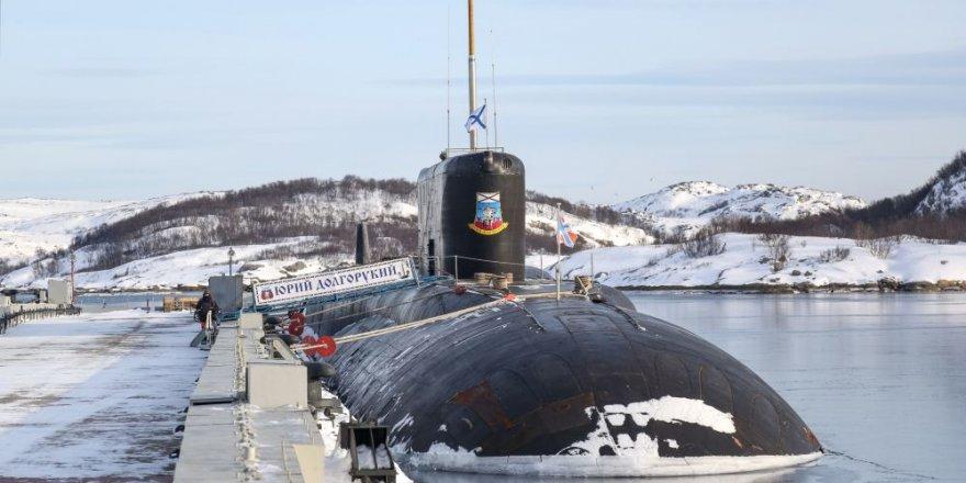 Dünyanın en büyük nükleer denizaltısı Belgorod