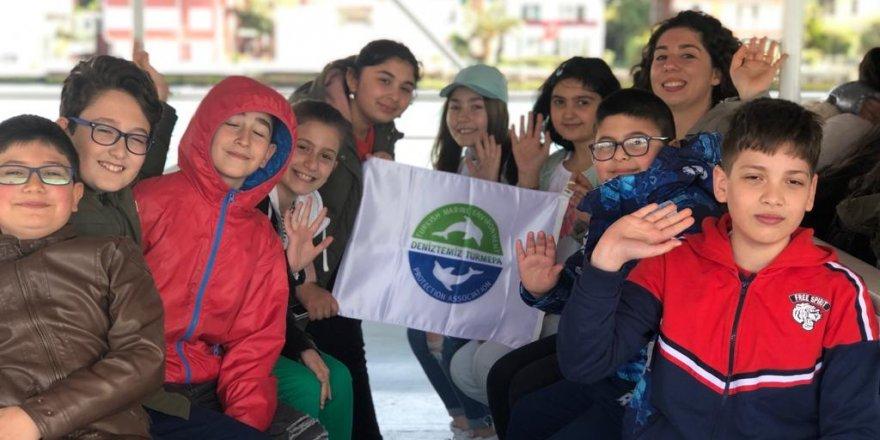 11 yılda 12 bini aşkın çocuk denizi TURMEPA ile tanıdı