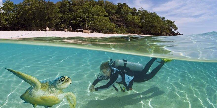 Asya kıtasında bir cennet: Palawan Adası