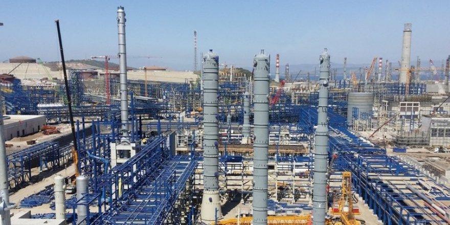 SOCAR'ın petrokimya yatırımı 2023'te devrede