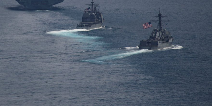 ABD'nin denizde lojistik gücü yetersiz