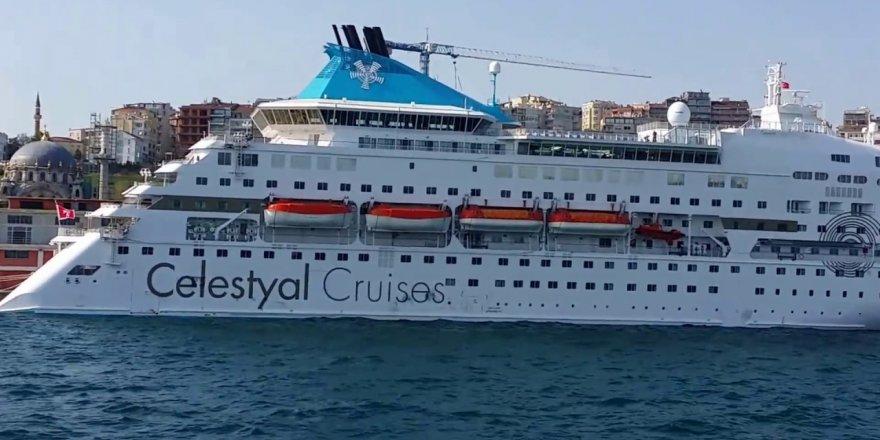 Celestyal Cruises İstanbul'a geri dönüyor