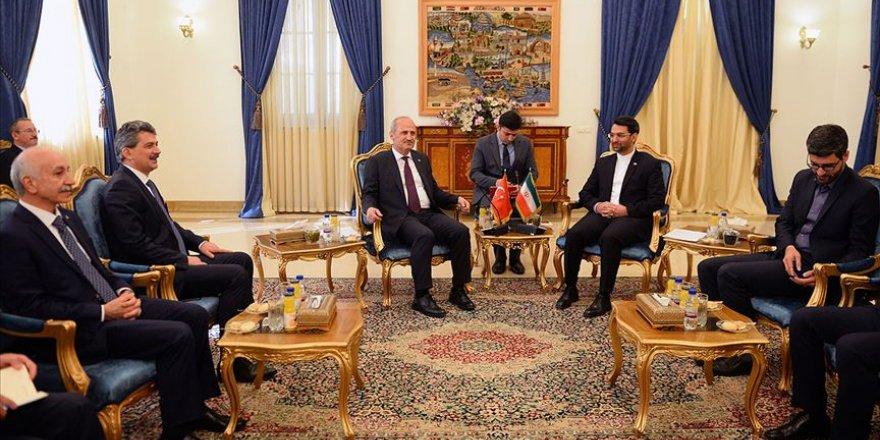 Ankara ve Tahran ilişkileri perçinleniyor
