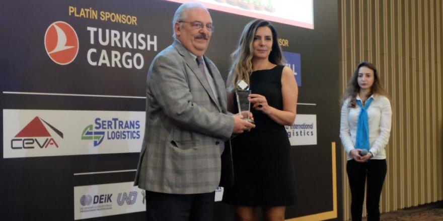 Frachtbox'a 'Yılın Lojistik Çözümleri Şirketi' ödülü