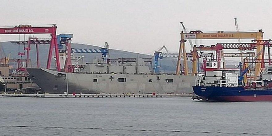 TCG Anadolu suyla buluşuyor