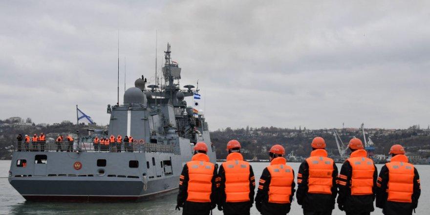 'Admiral Essen' fırkateyni IDEF'de