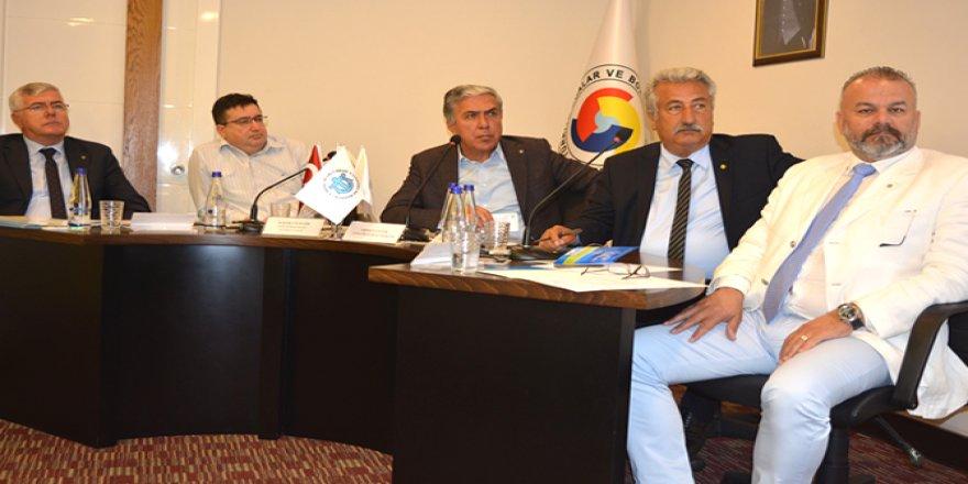 DTO Antalya 'Mavi Bayrak ve sıfır atık'ı konuştu