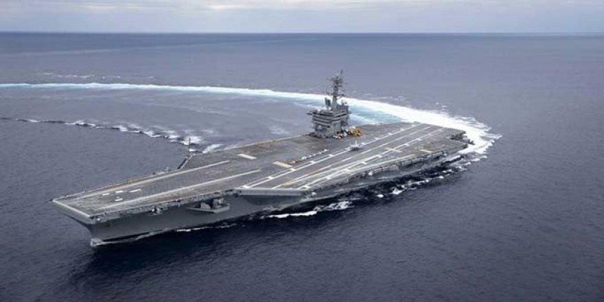 ABD'den İran'a 'USS Abraham Lincoln' ile gözdağı
