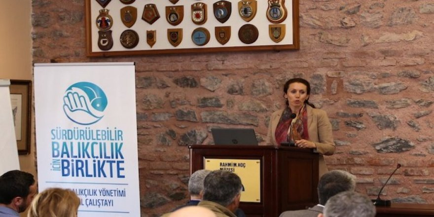 'Sürdürülebilir balıkçılık için ortak yönetim '