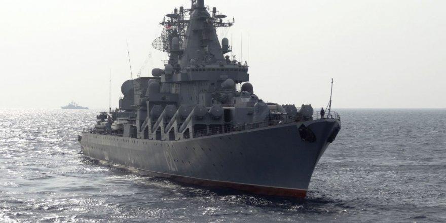 Amiral Nahimov kruvazörü ABD basınında