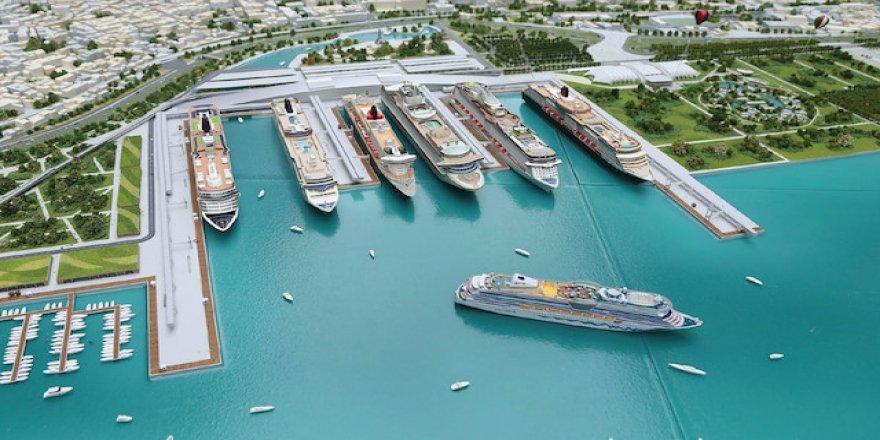 Yenikapı'da kruvaziyer limanı ihalesi 2020'de