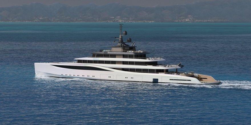 Nauta Yachts'tan 78 metrelik ''The Island''