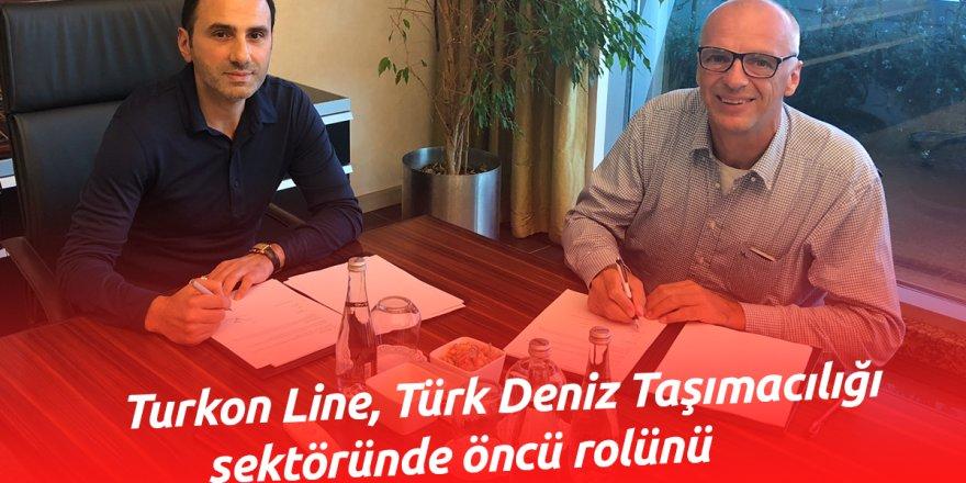Deniz taşımacılığı sektöründe öncü : Turkon Line