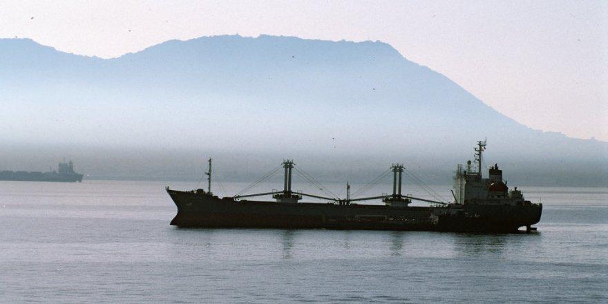 İçinde yuşturucu laboratuvarı olan gemi batırıldı