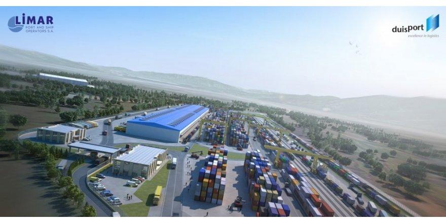 Arkas'ın kara terminali projesi başlıyor