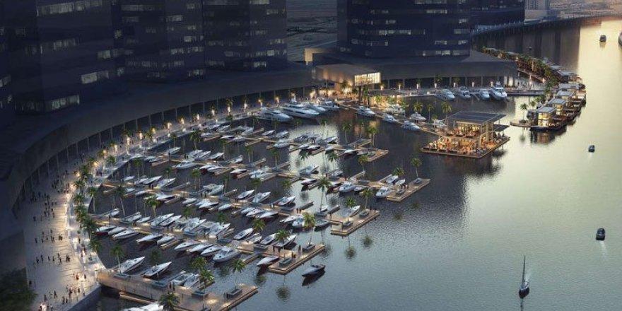 D-Marin Dubai'deki marinaların yönetimine başladı