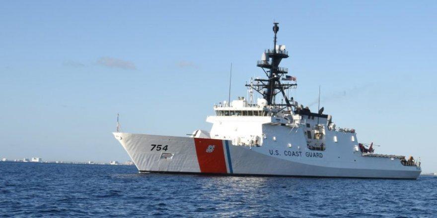 ABD gemileri Venezulla kıyılarından ayrıldı!