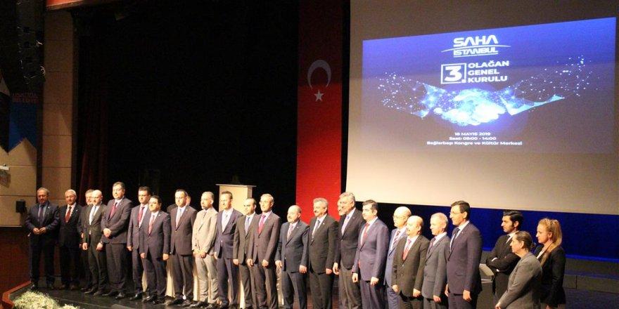 """SAHA İstanbul'da """"Yerli ve Milli"""" vurgusu"""