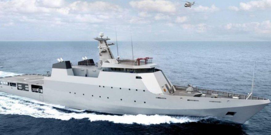 Pakistan donanmasına yeni destek
