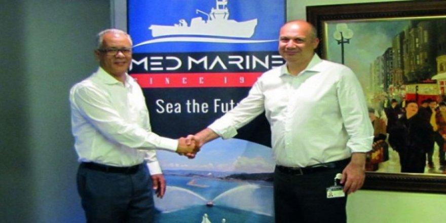 Med Marine ile Enapor arasında römorkör anlaşması
