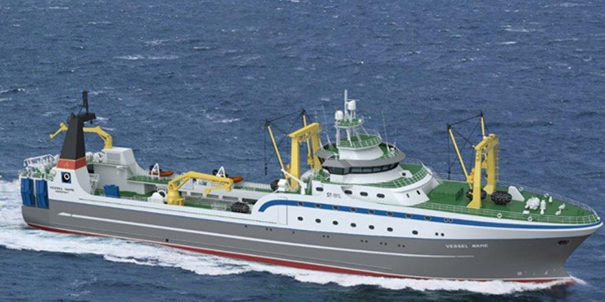 Rus balıkçı gemisini Tersan inşa ediyor