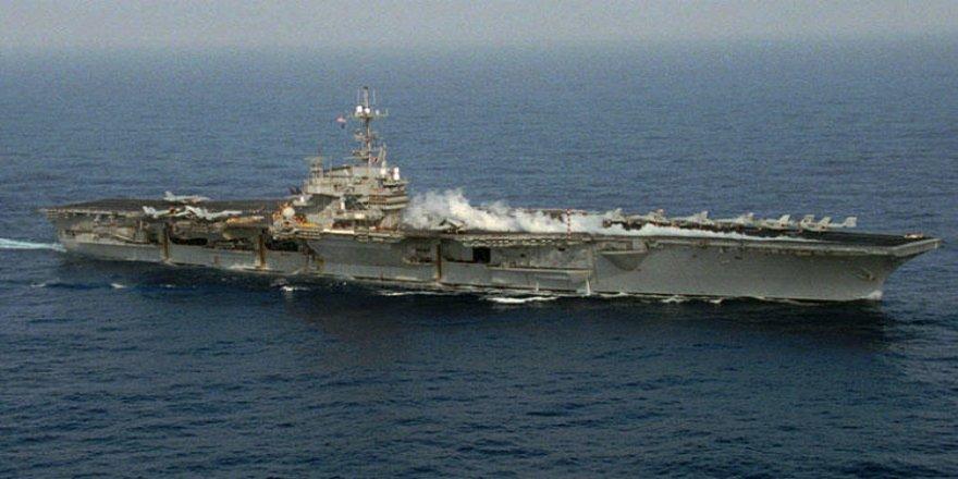 ABD gemileri Uzakdoğu'yu mesken tuttu