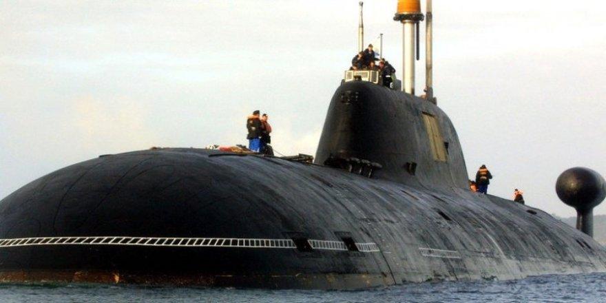 En büyük denizaltı Belgorod testlere başladı