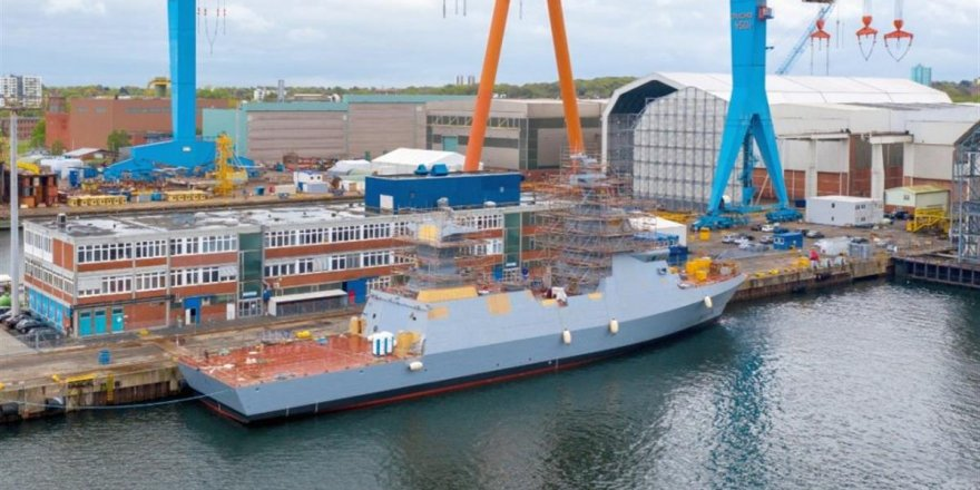 İsrail Donanması 4 yeni korvet inşa ettiriyor