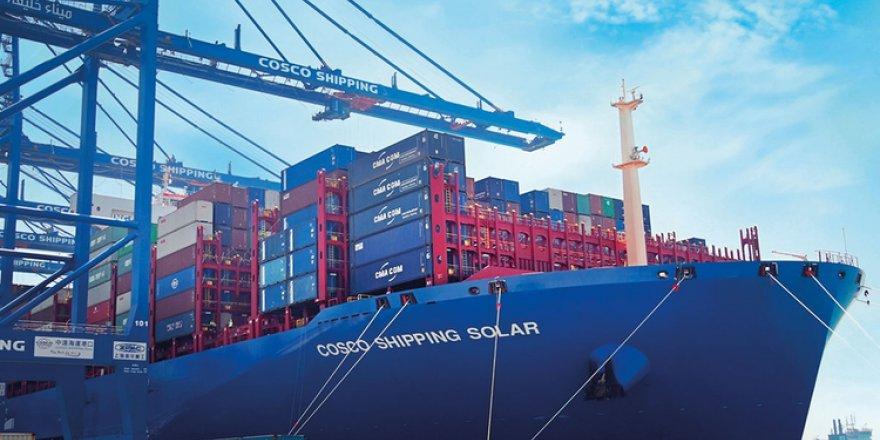 CSP Abu Dabi dünyanın en büyük gemisini aldı