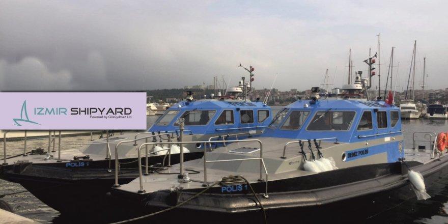 İzmir Shipyard Güney Kore'ye teknoloji ihraç etti